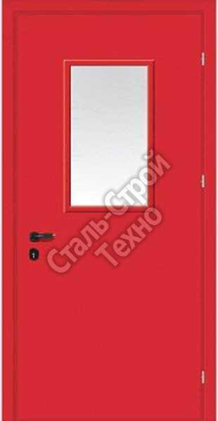 двери противопожарные металлические для квартиры