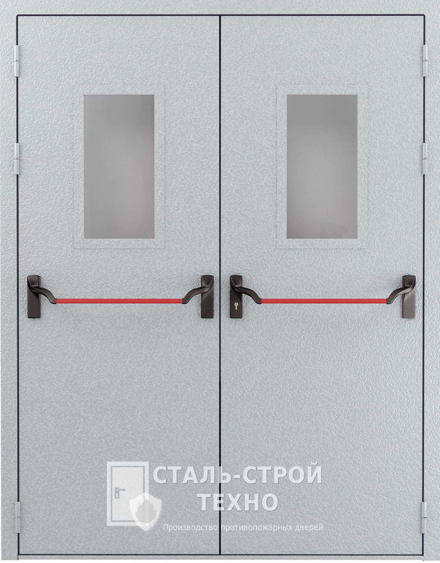 двери металлические противопожарные антипаника