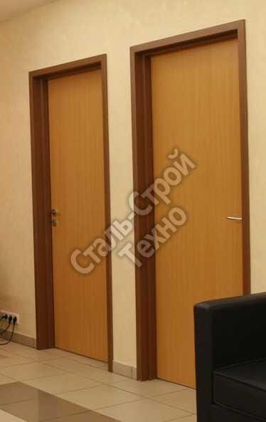 входные двери для офисного центра